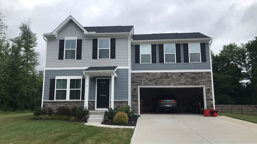 Perfect house, neighborhood and yard