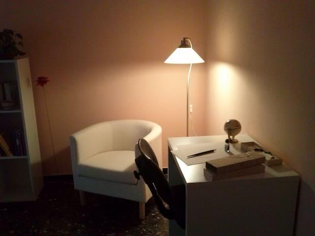 Stanza spaziosa e accogliente - Bologna