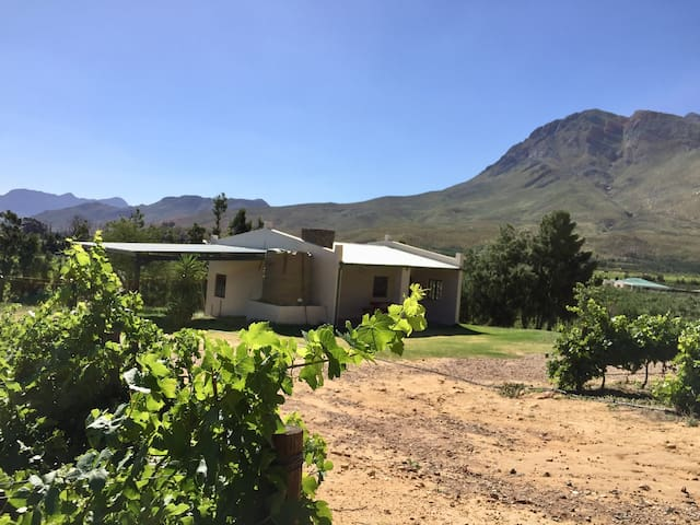 Self-catering Family Cottage - Serenity