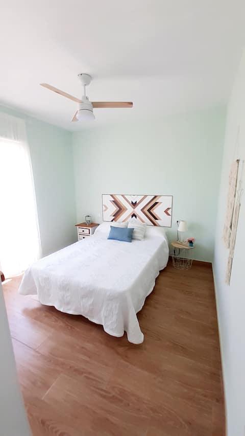 Precioso apartamento ecológico y sostenible