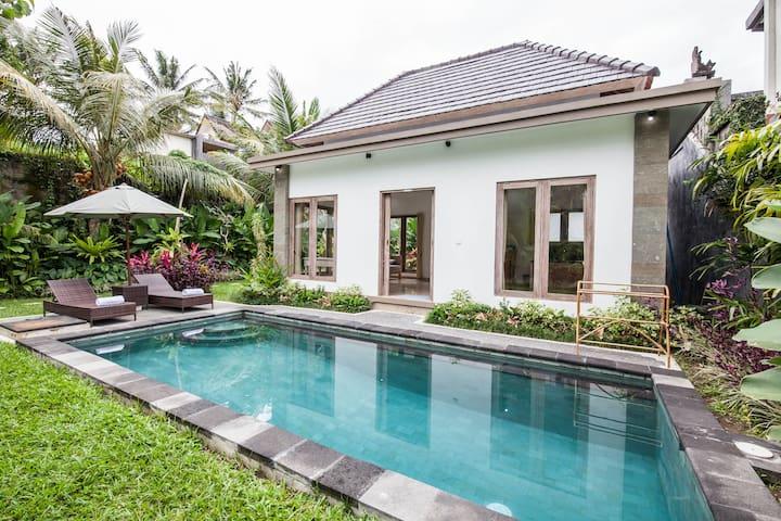 Agung Romantic Hideaway Villa