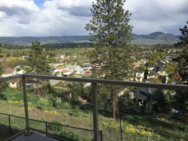 Mountain view 2 bedroom - Kelowna