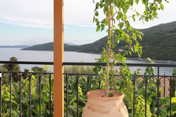 Vardia rooms & apartments - Lefkada - Appartement