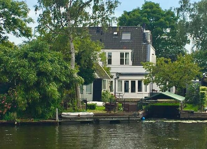Peaceful Home with a View near Amsterdam