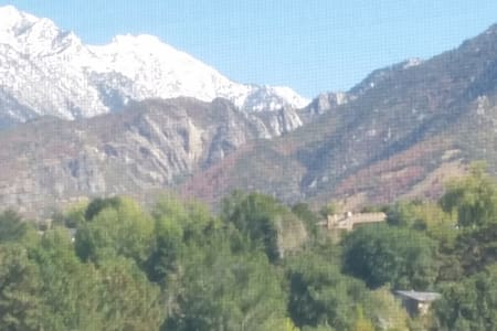 Luxury, Private - Views!! Minutes to Ski Resorts - Sandy - House