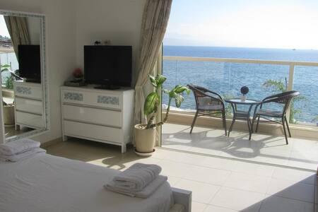 Luxury sea view beach house