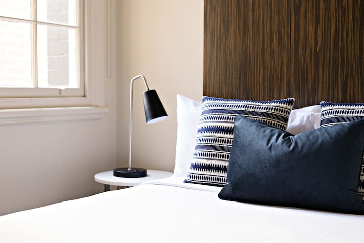 The Bayswater Sydney - Small Double Room
