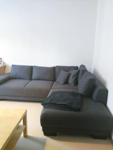 Only Woman Bed & Breakfast Huge Sofa WIFI - Nürnberg - ที่พักพร้อมอาหารเช้า
