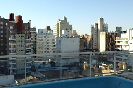 AMPLIO/CALIDO/TRANQUILO/IMPECABLE  / CERCA DE TODO - Rosario - Appartement