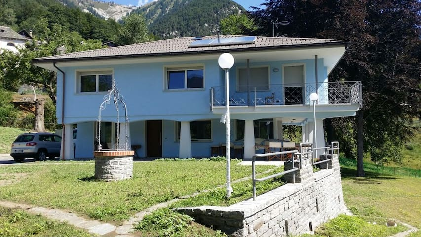 bed and breakfast sanmichele - druogno