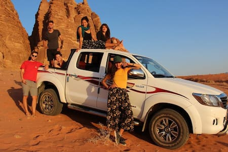 Nights With Bedouin & Jeep Tours