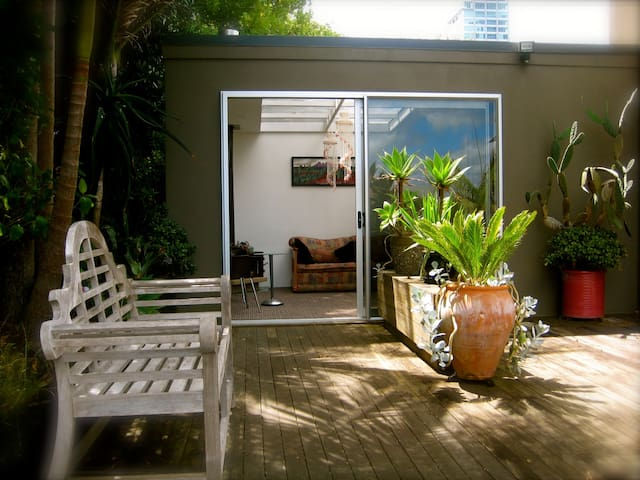 -OASIS - a peaceful refuge in the city - - Auckland - Apartamento