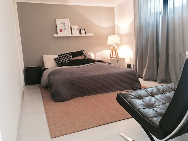Cosy Messe- oder Pendler Apartment