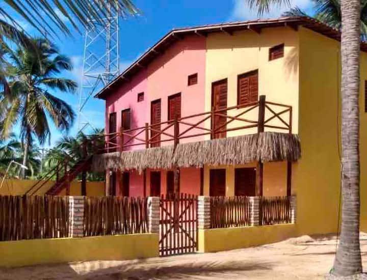 Flat Moitas 3 - Sua casa na praia!