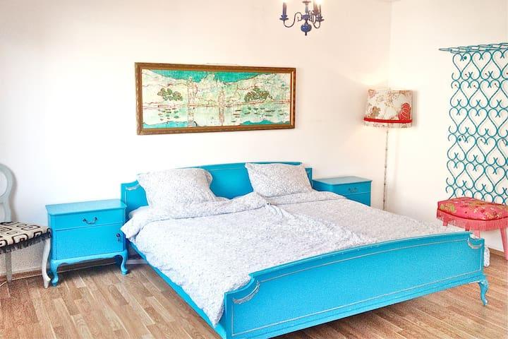 Charming vintage apartment, cologne / Köln city
