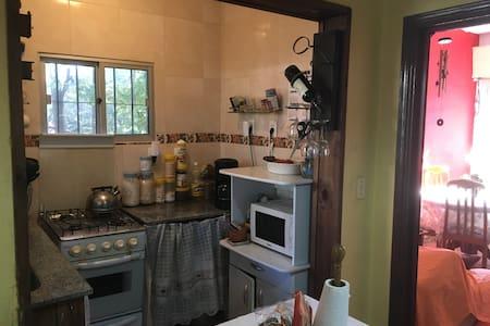 Habitación con calor a hogar