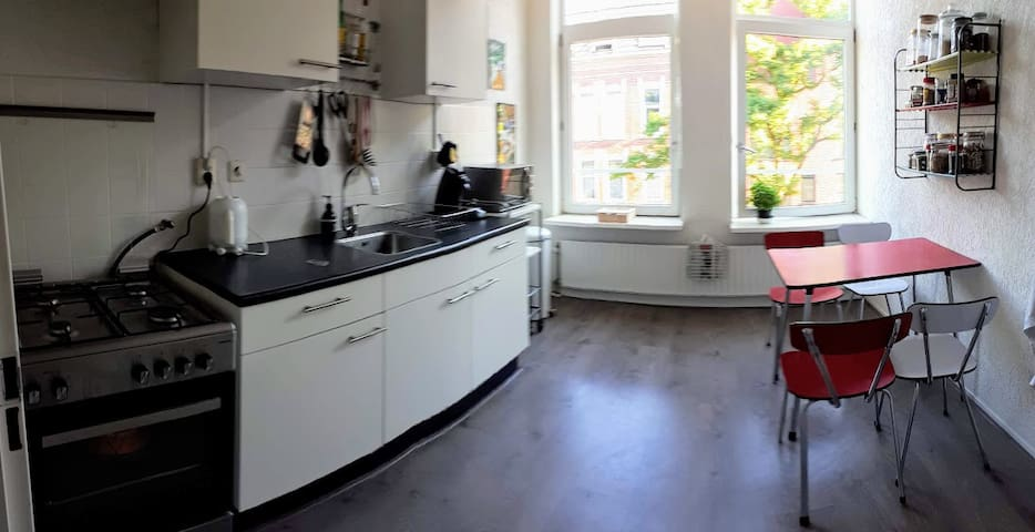Appartment in Rotterdam city centre