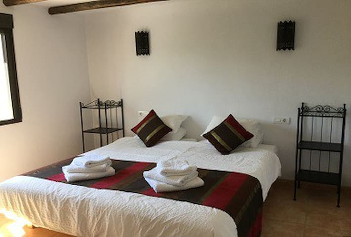 Real Andalucian experience -Arriba - Mures - Appartement