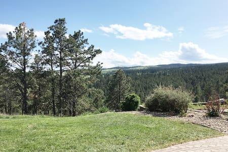 Priceless Black Hills View!