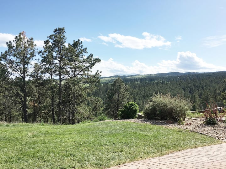 Priceless Black Hills View!
