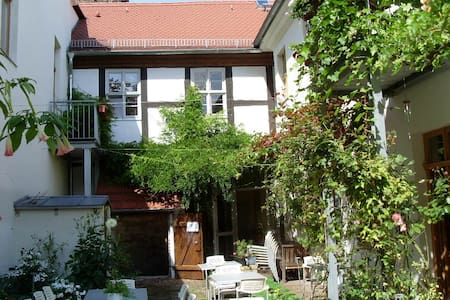 Schöne Ferienwohnung in der Altstadt - Brandenburg an der Havel - Apartamento