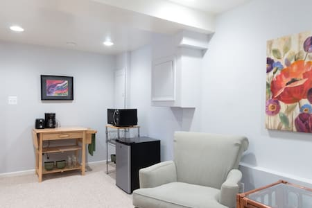 Lovely 1 bd apt in DC, free parking - Washington - Appartamento