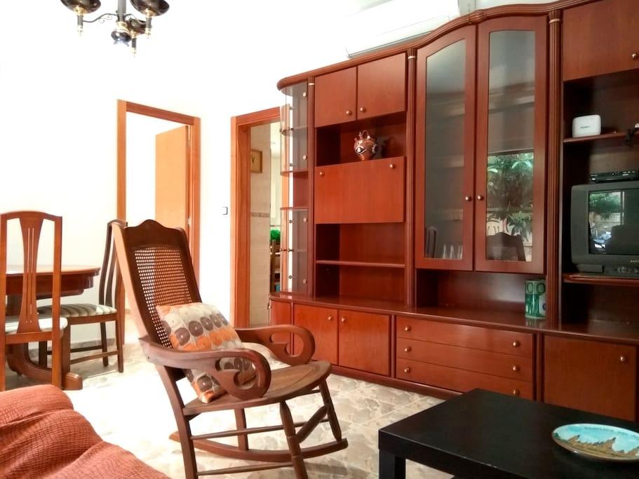 comedor / living room