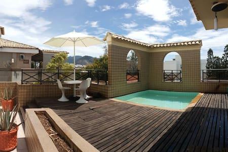 Cobertura com piscina - Rio de Janeiro - Apartament