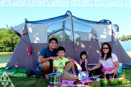 GLAMPING: Experience & Enjoy at the Mountain Lake! - Cavinti