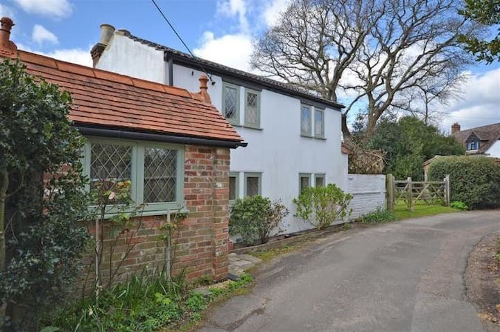 New Forest - 300 year old cob cottage - Everton - House