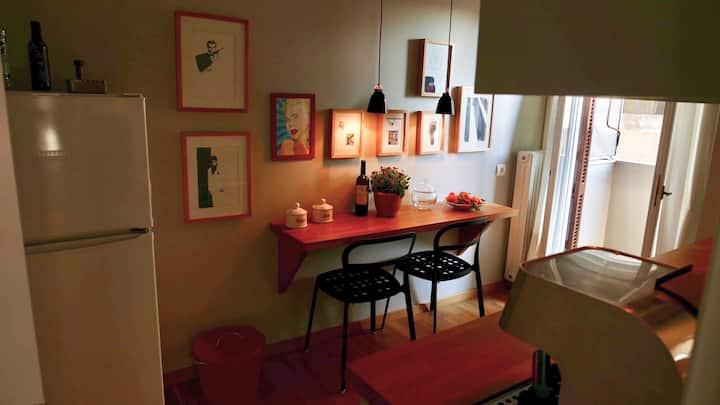 Cozy Studio in the heart of Corfu town