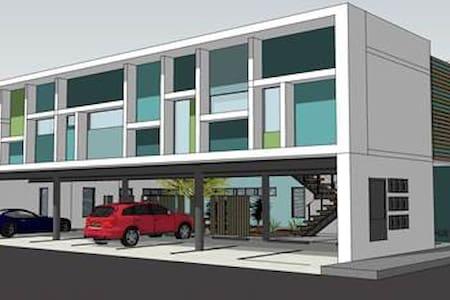 2 BR. Moderno, céntrico y acogedor departamento