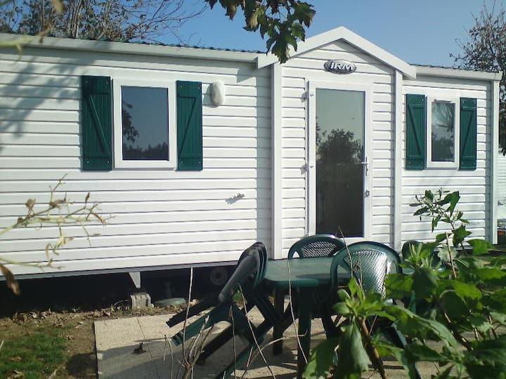 Mobilehome Family Campsite Scheldeoord Zeeland