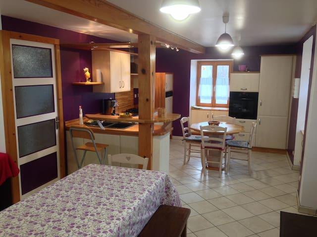 Le petit Chez nous - Beauzac - Huis