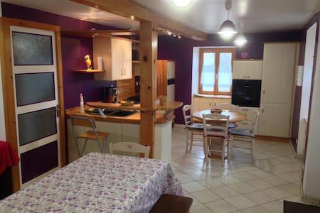 Le petit Chez nous - Beauzac - Haus