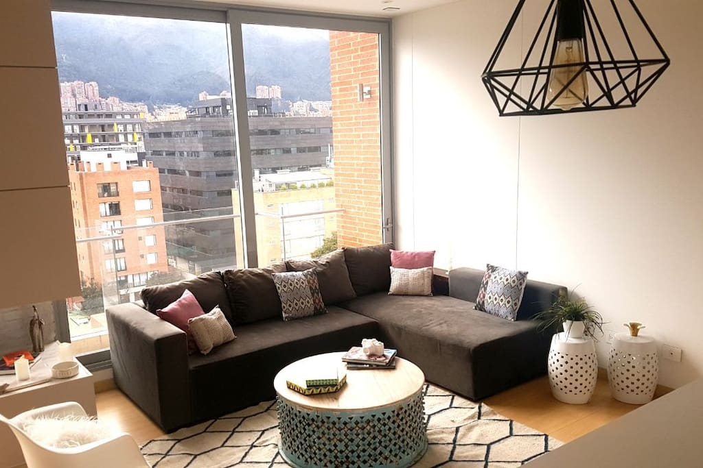 Integrated living room