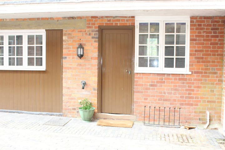 Archway Flat Henley Hall, Ludlow, perfect location - Henley - Hus