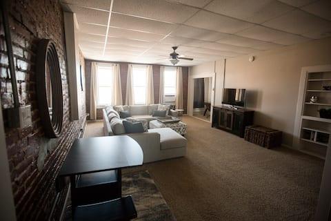 Downtown Loft Apartment