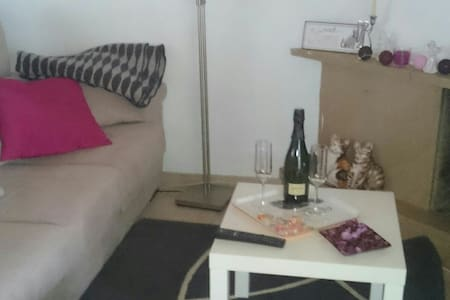 Charm loft at 30 minutes  of Barcelona city - Terrassa - Appartement
