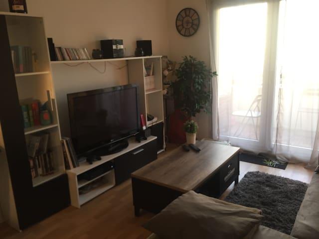 Petit appartement messin cosy - Metz - Apartament