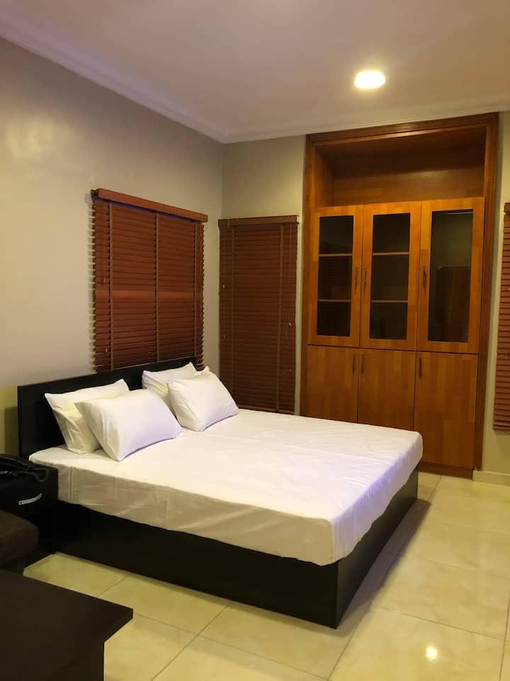 Posh Apartments Metro Ikeja- Superior Room