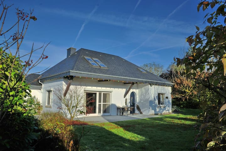 Gorgeous Holiday Home in Durbuy with Barbecue
