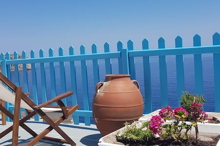 Aegean Eye Double Premium Studio Amazing Sea View