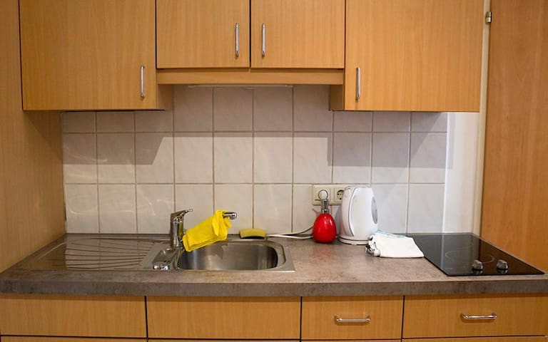 Quiet, private and well communicated apartment
