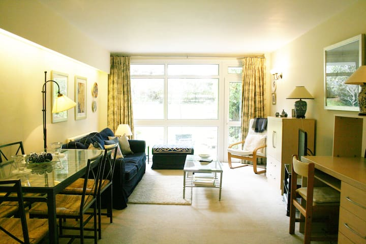 Wimbledon garden flat with parking - London - Lakás