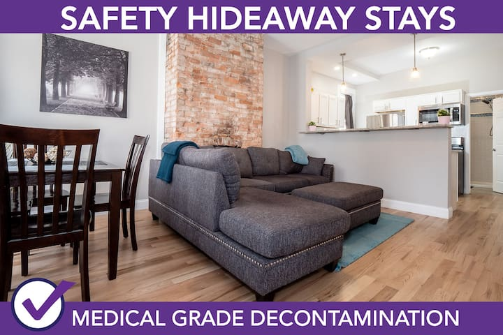 Safety Hideaway - Medical Grade Clean Home 16