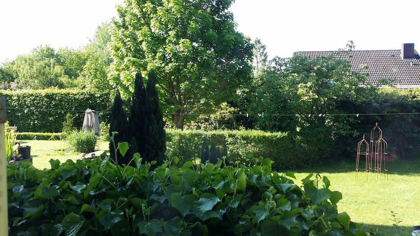 Charmante Mietwohnung im grünen Wendland