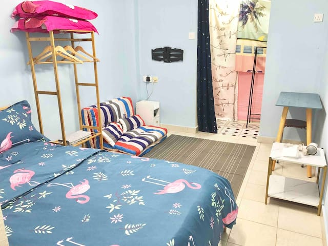 Cozy room Nice price  #1