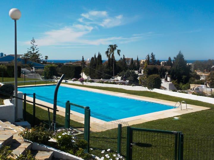 Maison Gaïa: Tranquility near the sea with garden