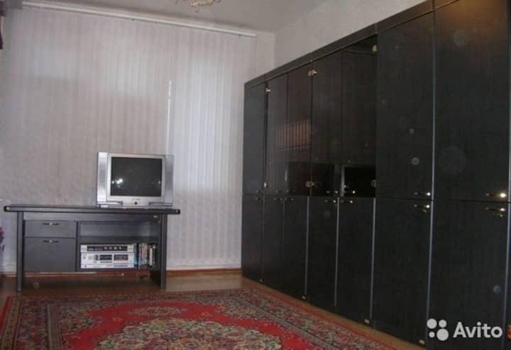 1-комнатная квартира 1000 рублей сутки